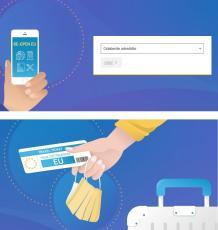Re-open EU - interaktivni alat za planiranje putovanja