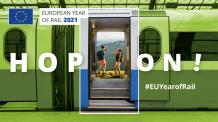 2021. - Europska godina željeznice
