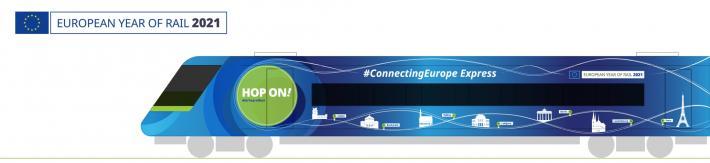 26 država u 36 dana: Komisija otkriva vozni red vlaka za povezivanje Europe