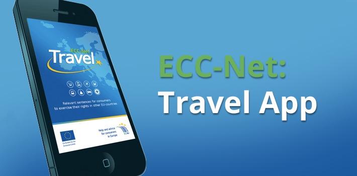 """""""ECC-Net: Travel App"""" Nova mobilna aplikacija koja pomaže europskim potrošačima kada putuju u inozemstvo"""