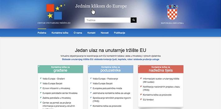 Newsletter Centra unutarnjeg tržišta EU