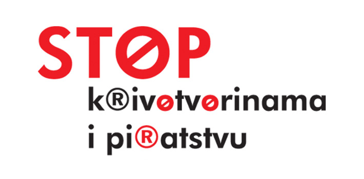 "Akcija ""Stop krivotvorinama i piratstvu"", 12.3.2016., City Center one East, Zagreb"