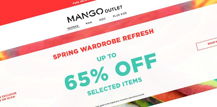 Pritužbe na kupnju proizvoda s internet stranice Mango Outlet-a