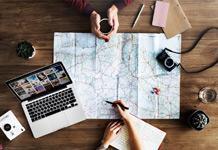 Provjera internet stranica za rezervaciju putovanja