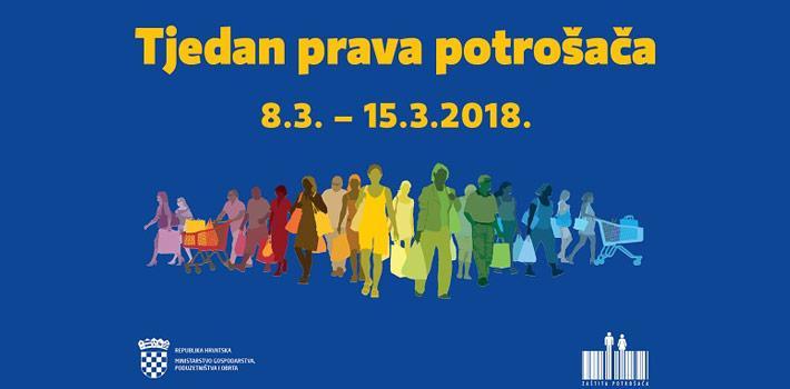 OBILJEŽAVANJE TJEDNA PRAVA POTROŠAČA 2018.