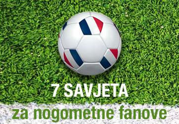 7 savjeta za nogometne fanove